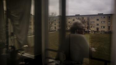 En række beboere i Tingbjerg kan være blevet udsat forfarligt asbeststøv i ugevis under renoveringen af ejendommene.