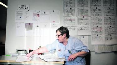 Sosu-assistenter, sygeplejersker, lærere og andre offentligt ansatte oplever stigende dokumentationskrav.