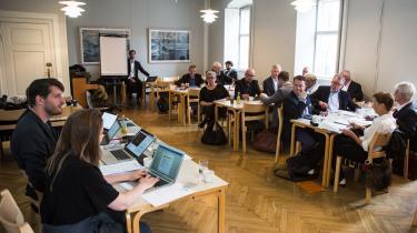 Onsdag mødtes repræsentanter fra en lang række danske virksomheder på Vartov i Købnhavn for at stifte tænketanken den nye tænketank Demokratisk Erhverv, der skal styrke den demokratiske virksomhedsdrift i Danmark.