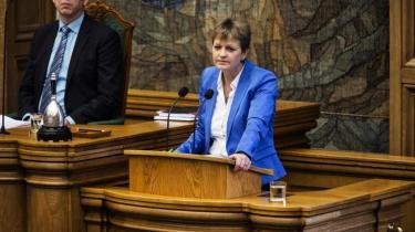 I modsætning til sin forgænger har den nyudnævnte ligestillingsminister Eva Kjer Hansen længe været erklæret feminist. Men hun mener ikke, at feminisme indebærer, at mænd og kvinder absolut skal opnå de samme resultater
