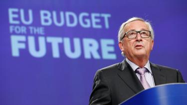 Det forestående slagsmål om EU's kæmpebudget bør handle om principper, prioriteter og fremtidens Europa – ikke om procenter, promiller og fortidens vaner. Derfor er det også rigtigt, at EU-Kommissionen trods alle betænkeligheder vil koble tildelingen af EU-midler sammen med overholdelsen af retsstatslige grundprincipper