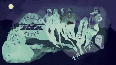 En bølge af genforenede bands og genoplivede tv-serier har ramt kulturlivet – senest med nyheden om ABBA's tilbagevenden til scenen efter 35 år. Det er ikke bare harmløs nostalgi, mener to danske filosoffer. Det er et kulturelt krisetegn, som tyder på, at vi meget snart bliver nødt til at finde på nye ting at begejstres over