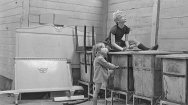 Sonja fra Saxogade fik premiere på DR i 1968 og var et godt eksempel på den nye selvstændige B&U-afdelings normkritiske syn på børn.