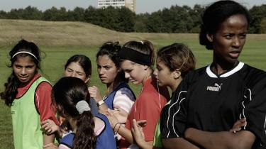 Den bedste integration sker i sportsforeningerne, der sikrer social sammenhængskraft.