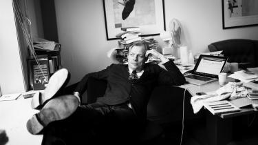 Det var fantastisk at opdage, at Information kunne rumme os alle sammen. At avisen hver dag bliver det, vi gør den til, skriver chefredaktør Rune Lykkeberg om sit første møde med avisen. Her i statur som redaktør for det relancerede Moderne Tider først i årtiet.