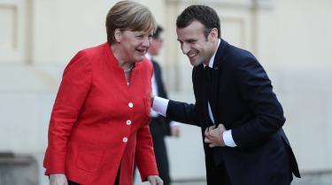 Under skønmaleriet om Merkels og Macron sejre lurer en europæisk politisk virkelighed, der mest af alt vækker mindelser om en ulmende vulkan.
