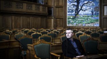 Henrik Sass Larsens nye debatbog 'EXODUS – vejen frem for centrum-venstre' udkommer på fredag. Her lægger han blandt andet op til at afkriminalisere stoffer.