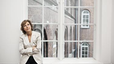 Jeg prøver at få EU til at sætte nogle klare mål. Det er det vigtigste, jeg kan gøre: forsøge at skabe nogle rammer på europæisk plan, også selvom alle kan se, at det er op ad bakke lige nu,'siger klimakommissær Connie Hedegaard.