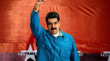 Den nu fuldendte afmontering af det venezuelanske demokrati er ikke alene præsident Maduros (billedet) værk, men bør også tilskrives hans forgænger, Hugo Chávez.