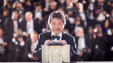 Filmen 'Shoplifters' af den japanske instruktør Hirokazu Kore-eda vinder Guldpalmen ved dette års filmfestival i Cannes