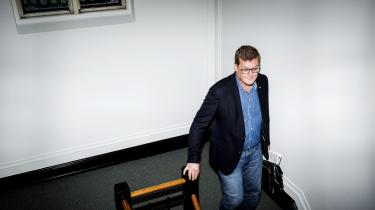 Jyllands-Postens chefredaktør, Jacob Nybroe.