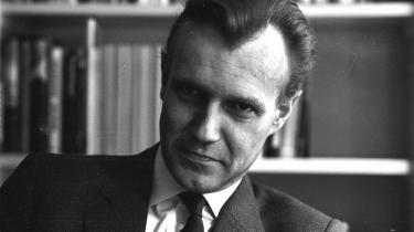 »Det er i dén grad afsluttet,« svarer Per Øhrgaard, da Information spørger om hans engagement i Ole Wivels arkiv er afsluttet.