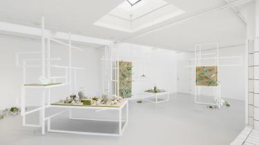 Astrid Myntekærs udstilling 'Memes' på Gether Contemporary.
