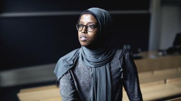 »Min far var nomadedreng. I år bliver jeg færdig med min bachelor i statskundskab. Lige så meget, som det er et resultat af flid og hårdt arbejde, er det blot en af livets tilfældigheder,«skriver dagens kronikør Nafisa Fiidow.