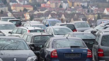 Både modstandere og fortalere kritiserer forbuddet mod dieselbiler på minimale strækninger i Hamborg