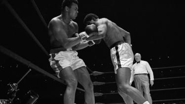 Muhammad Ali mod Ernie Terrell