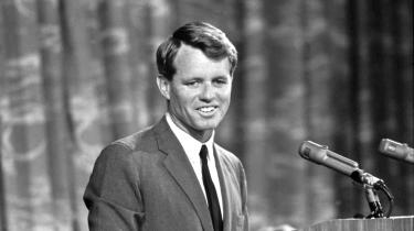 Den 6. juni var det 50 år siden, Robert Francis Kennedy døde