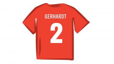 I Maria Gerhardts erindringsdigte fra sin fodboldspillende ungdom er fodbold på en gang et frirum og en følelse af at spille på det forkerte hold