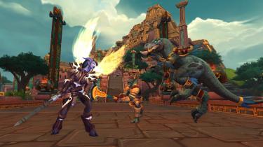 World of Warcraft-skærmbillede