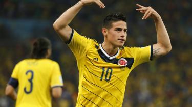 Colombias James Rodríguez blev den helt store stjerne ved VM i 2014 og forventningerne til ham er store her fire år efter.