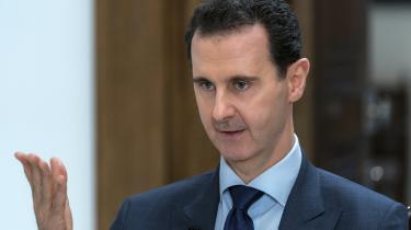 I et interview med det iranske statsejede medie Al-Alam i sidste uge udtalte Assad, at man ville give »den politiske proces en chance. Hvis det ikke lykkes, så har vi ingen anden mulighed end at befri de to provinser med magt«.