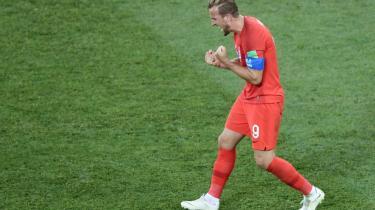 Det engelske hold er fuldstændig afhængig af Harry Kane, hvis det skal gøre sig nogen som helst offensive forhåbninger under dette VM.