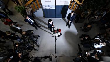 Rasmus Jarlov (K) afløste i går Brian Mikkelsen som erhvervsminister.Information har spurgt en tidligere erhvervsminister, Dansk Industri, to erhvervsordfører fra oppositionen og Amnesty International om, hvad Erhvervsministeriets vigtigste opgaver bør være.