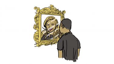 Postulatet om, at Beyoncé og Jay-Z's parforholdskrise – efter hans utroskab – er afblæst, har fået sin egen selvskabte medvind efter ægteparrets nye album. Ugen efter står de hånd i hånd i Parken i København. Men postulatet får nu en noget skinger tone under lørdagens koncert