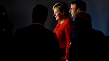 Tysklands kansler, Angela Merkel, og Frankrigs præsident, Emmanuel Macron, mødtes i sidste uge på et slot i den lille tyske by Meseberg for at finde fælles fodslag forud for EU-topmødet torsdag og fredag. Det gik relativt godt.