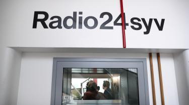 Allerede inden forhandlingerne om medieforliget overhovedet var gået i gang, havde Dansk Folkeparti stillet krav om, at Radio24syv skulle flyttes til Vestdanmark. Men hvis dét krav var blevet opfyldt, havde Radio24syv slet ikke budt på FM4 i en kommende udbudsrunde. Det siger administrerende direktør og ansvarshavende chefredaktør, Jørgen Ramskov.