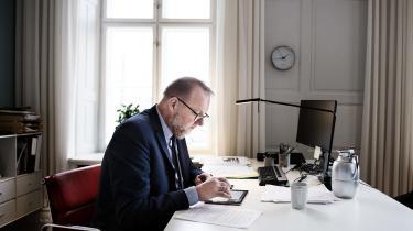 »Vi har tilsluttet os erklæringen, fordi vi tager klimaudfordringen alvorligt. Der skal ikke herske tvivl om, at en af vores vigtigste opgaver er at bidrage til at holde den globale opvarmning inden for de grænser, der blev sat med Parisaftalen,« siger Lars Chr. Lilleholt.