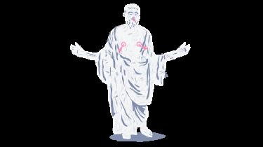 Den satiriske systemdigter Sotades opfandt et særligt versemål – det sotadiske. Og måske også palindromdigtet. Hans digtform blev regnet for letbenet, sludrende og umandig, og indholdet i hans digte for dybt usømmeligt. Det kostede ham så også livet
