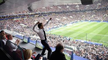 Efter en målrig VM-finale blev Frankrig verdensmester for anden gang, da Kroatien blev slået 4-2 i Rusland