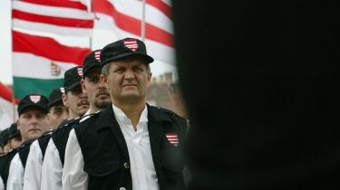 Det ultrahøjrenationale ungarnske parti, Jobbik, spillede i mange år en ubetydelig rolle i landet. I dag stemmer hver femte ungarer på partiet.