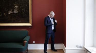 Enhedslistens Pelle Dragsted er enig i den diagnose, der ligger bag det nye tyske venstrefløjsinitiativ. Men han understreger, at det ikke skal ende med, at en desperat venstrefløj kopierer højrepopulisterne