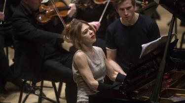 Pianist Katrine Gislinge. Arkivfoto.