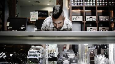 Cannabisindustrien boomer i USA. Ifølge en rapport fra BDS Analytics, der overvåger cannabisindustrien, brugte amerikanerne 54 milliarder kroner på lovlige cannabisprodukter i 2017. En stigning på 31 procent fra året før.
