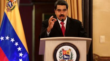 Venezuelas præsident, Nicolas Maduro, holdt tale den 4. augustog undslap et attentatforsøg. Angiveligt fløjto droner med sprængladninger mod præsidenten under talen.