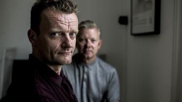 Frank Hvam og Casper Christensen er tilbage med syvende sæson afKlovn.