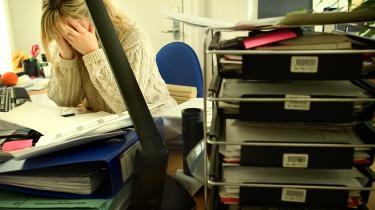 Sundhedsstyrelsens nationale sundhedsprofil viser, at ca. 40 procent af de unge kvinder i alderen 16-24 år har et højt stressniveau, men stress kan ramme alle.