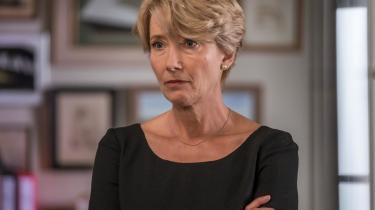Emma Thompson spiller dommeren Fiona Maye i Richard Eyre og Ian McEwans drama 'Dommerens valg', der handler om liv, død og kærlighed.