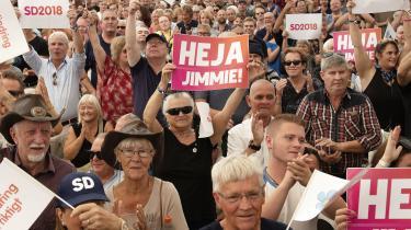 I dag er Sverigedemokraterna langt fra det eneste parti, som beskæftiger sig med identitetspolitik.