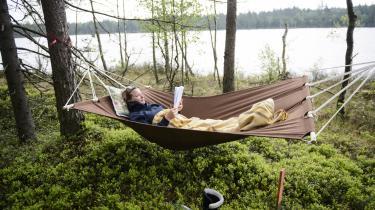 Dagens kronikør opfordrer til, at man holder pauser og gør noget unyttigt.