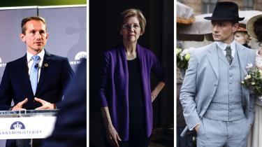 Lone Nikolajsen fortæller om Bille August-filmen 'Lykke-Per', og hvordan det er at stikke næsen frem med en hård anmeldelse. Vores to Sebastian'er udlægger regeringens finanslovudspil. Og Lykkeberg har optur over demokraternes præsidentkandidat Elizabeth Warren