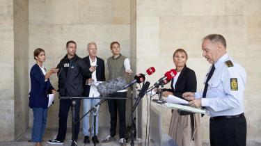 Københavns Politi og Rigspolitiet afholder pressemøde på Københavns Politigård, hvor det bliver annonceret, at banden LTF forbydes som forening, og det er nu strafbart at være medlem af banden.