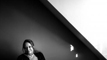 Merete Pryds Helle er aktuel med'Vi kunne alt'.