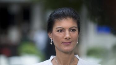 Sahra Wagenknechts venstreorienterede samlingsbevægelse 'Aufstehen' har høstet en del kritiske kommentarer og analyser i den tyske presse, efter den gik i luften ved en pressekonference i denne uge. Men der er også flere, som mener, at hun repræsenterer en efterspurgt politik hos mange vælgere