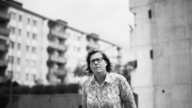 Lena Andersson er vokset op midt i det svenske folkhem. Og for fem år siden flyttede hun tilbage til Tensta.