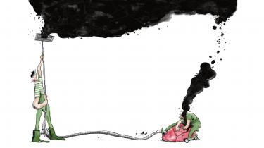 Man kan dele udledningen af CO2 i hele verden op på fem forskellige områder. Ingen af områderne har endnu knækket kurven, men udledninger fra transport ser ud til at stagnere, fordi bilerne bliver mere energieffektive. Alle områder skal rykke markant for at nå målene i den globale klimaaftale, Parisaftalen