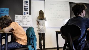Det er skammeligt, at politikerne ikke kantage beslutninger, der forringer folkeskolen, uden at forsøge at bilde os ind at det er godt for børnene